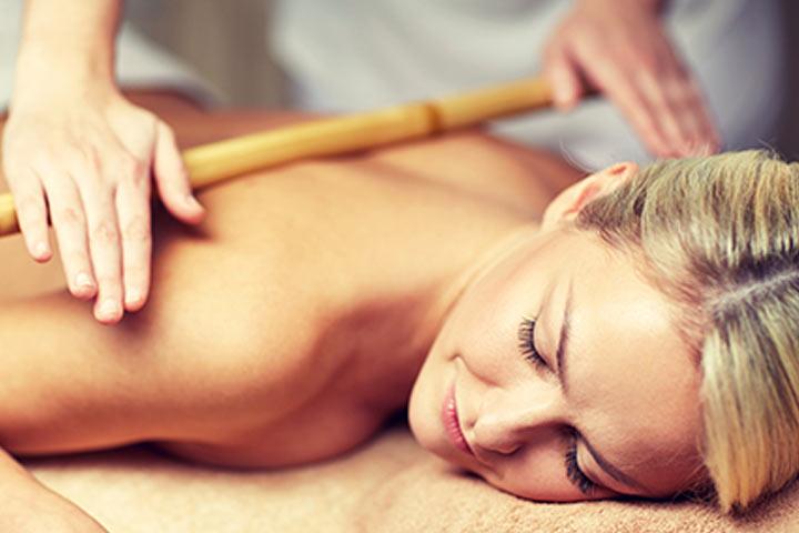 corso massaggio bambù foligno